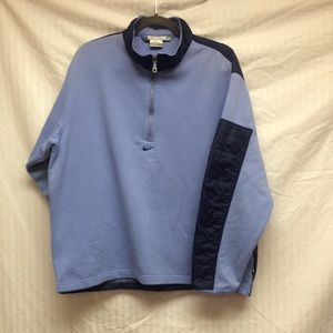 Nike Quarter Zip Fleece Pullover